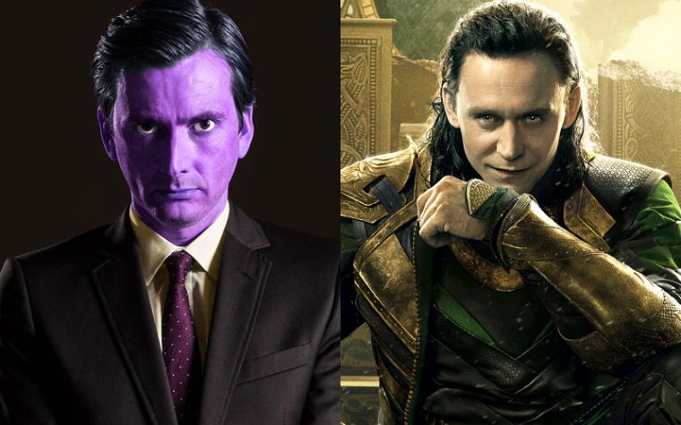 Purple Man V Loki