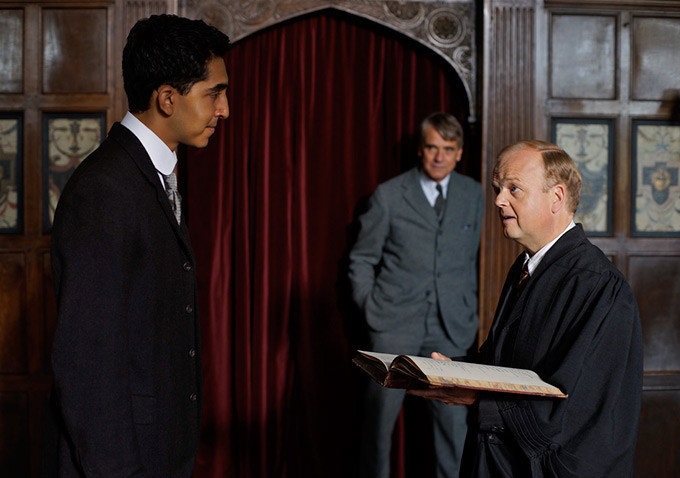 Ramanijan (Patel) meets Littlewood (Jones)