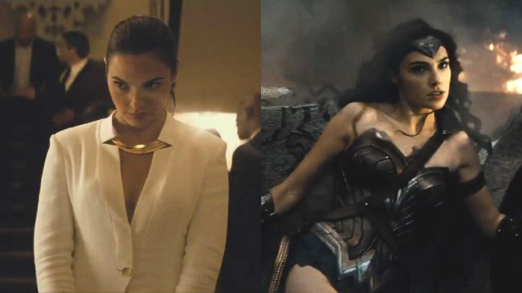 Diana Prince/Wonder Woman (Gal Gadot) (Batman V Superman: Dawn of Justice, Warner Bros Pictures)
