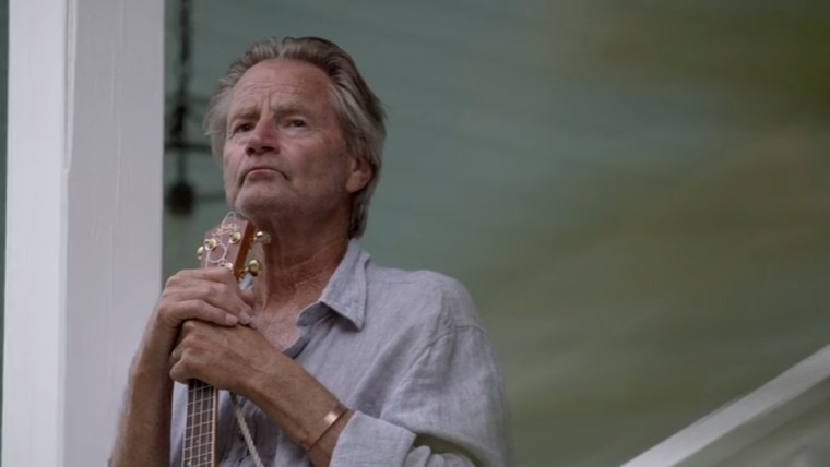 Sam Shepherd's Robert Rayburn (Bloodline, Netflix)