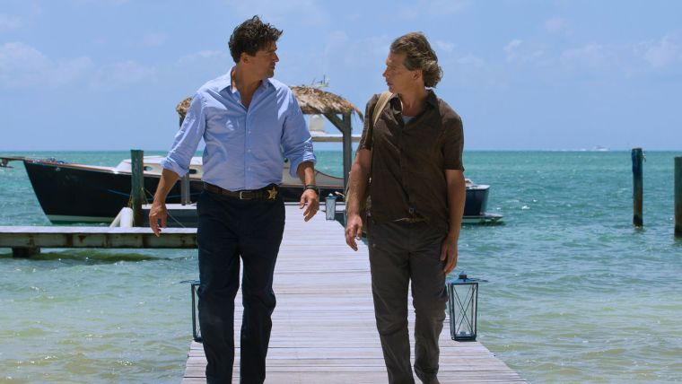 Left & Right: John & Danny Rayburn (Kyle Chandler & Ben Mendelsohn) (Bloodline, Netflix)