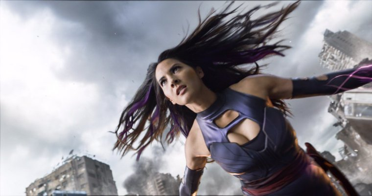 Olivia Munn's Psylocke (X-Men: Apocalypse, 20th Century Fox, Marvel Entertainment)