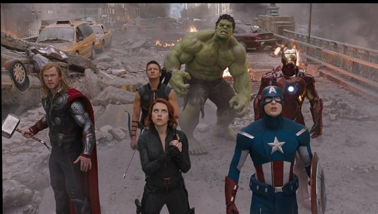 The Avengers (Marvel's Avengers, Marvel Studios)