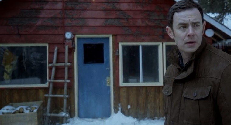 The naive yet later pragmatic Gus Grimly (Colin Hanks) (Fargo, FX Network)