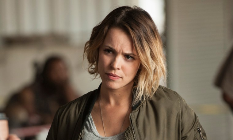 The underrated and incredibly talented Rachel McAdams in True Detective  (True Detective, HBO)