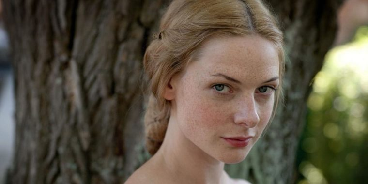 Rebecca Ferguson as Queen Elizabeth Woodville (The White Queen, BBC One)