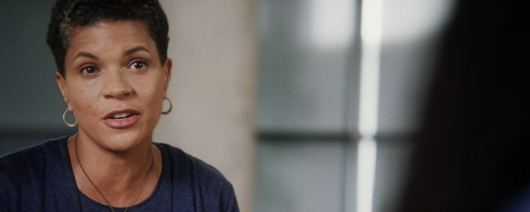 Michelle Alexander talking about mass incarceration in 13TH (13TH, Netflix)