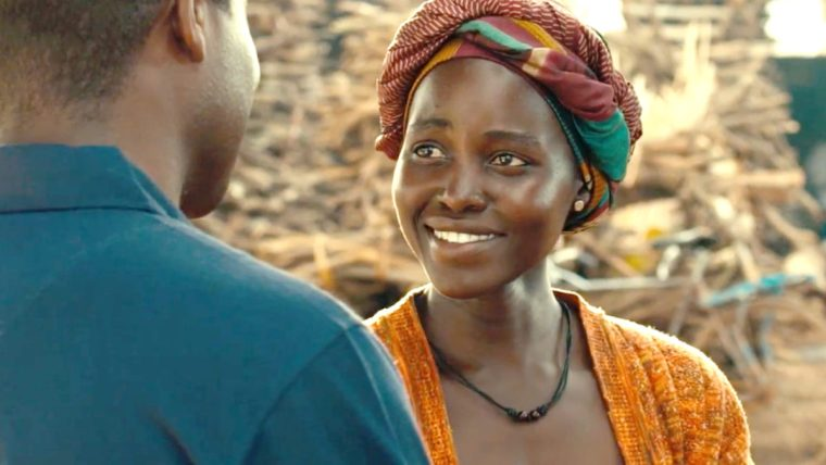 Lupita Nyong'o in the heart-warming Queen Of Katwe  (Queen Of Katwe, Walt Disney Pictures)