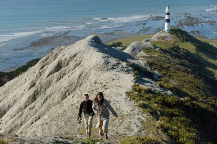 Seeing landscapes like this are what make life worth living (The Light Between Oceans, Touchstone Pictures)