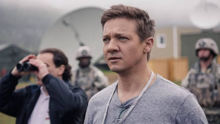 Scientist Dr Ian Donnelly, played so aptly by Jeremy Renner in Arrival  (Arrival, Paramount Pictures)