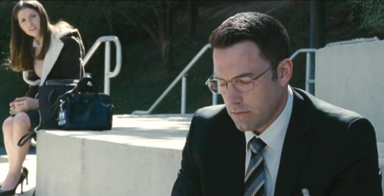 Christian Wolff is a very private person and doesn't do well with emotional attachments (The Accountant, Warner Bros)