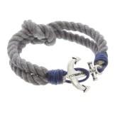 Icon brand rope bracelet