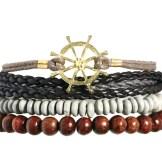 asos wheel bracelet