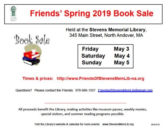 StevensMemLib Spring 2019 Book Sale Flyer.jpg