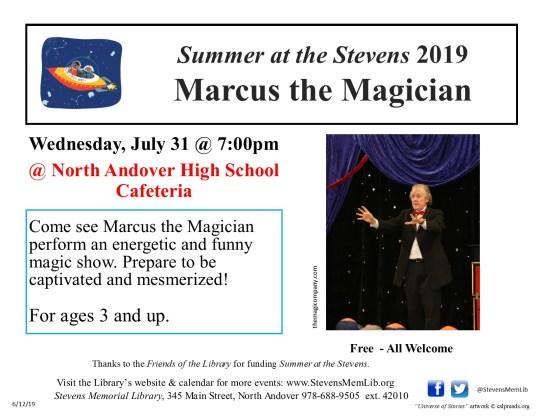 StevensMemLib Marcus the Magician Flyer.jpg