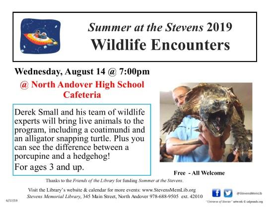 StevensMemLib Wildlife Encounters Flyer.jpg