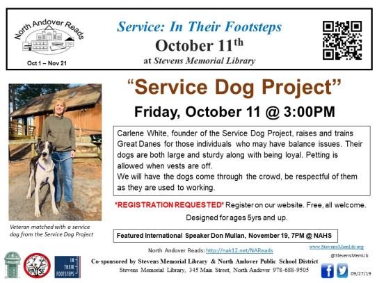 StevensMemLib NAR Service Dog Flyer.jpg