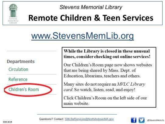 StevensMemLib Children & Teen Remote Services Flyer.jpg