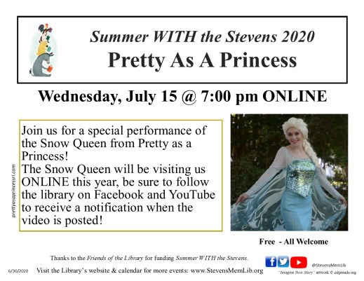 StevensMemLib Pretty As A Princess July Flyer.jpg