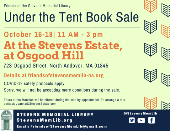 StevensMemLib Book sale flyer 2020-10-16 (1).png