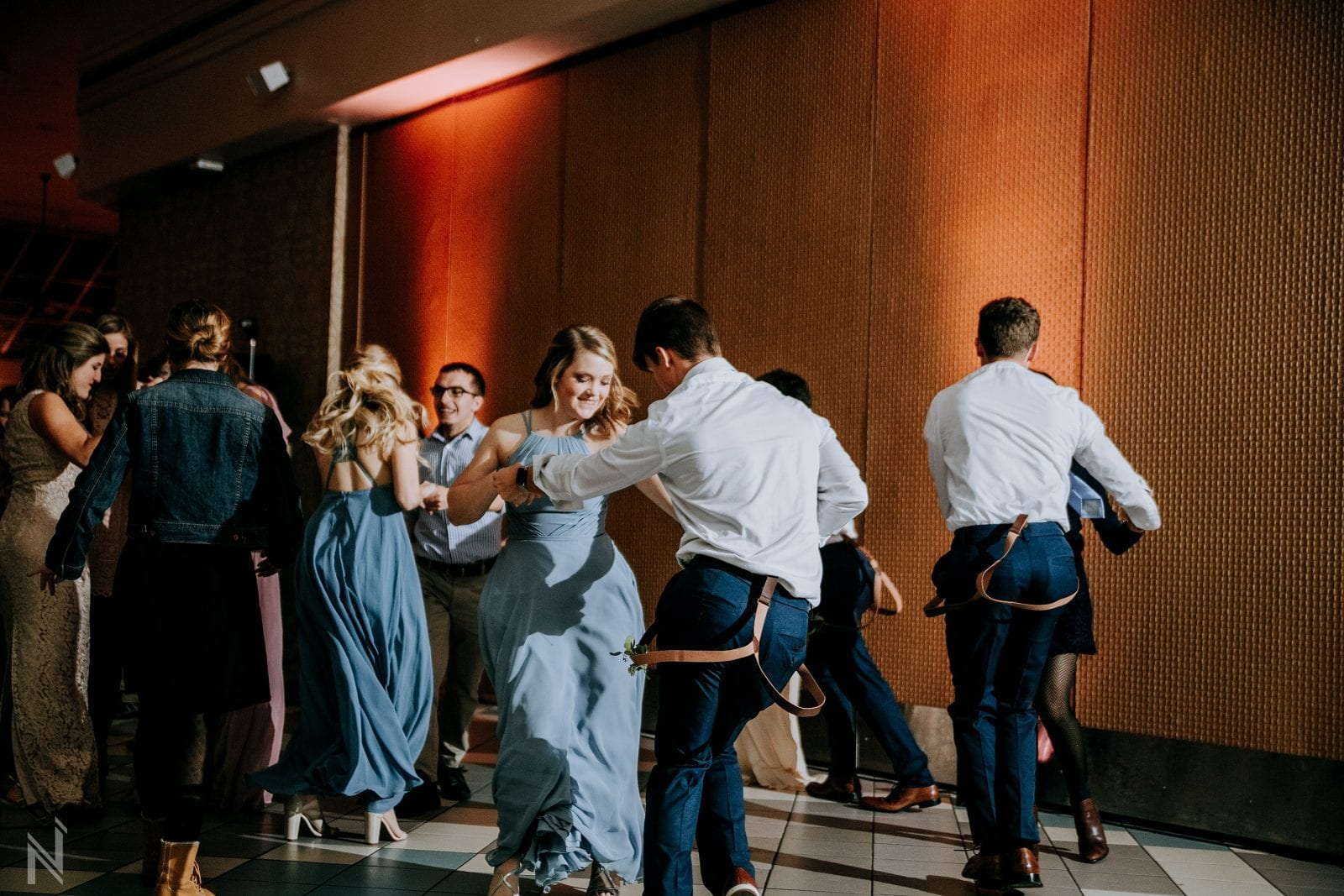 St. Louis Zoo wedding reception photography at Lakeside Cafe