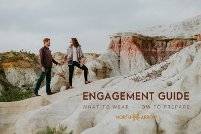 What to wear and how to prepare for your engagement session