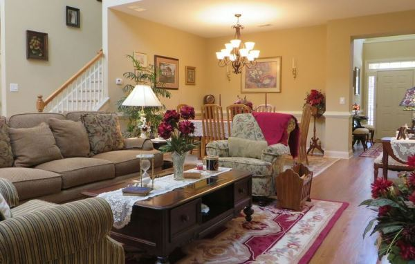 The Orchards Interior Home