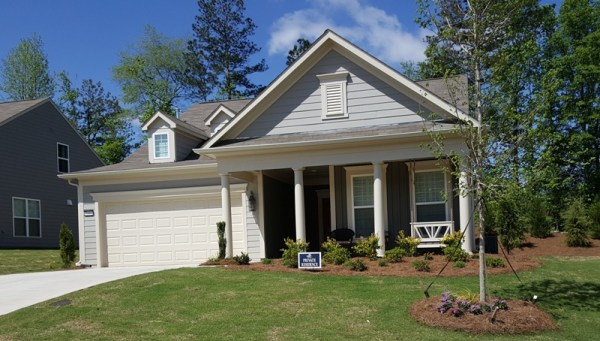 Pulte Home In Cumming GA Ashford Manor Court