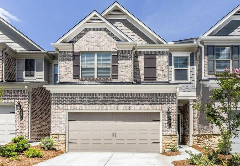Johns Creek Townhomes In Abbotts Square