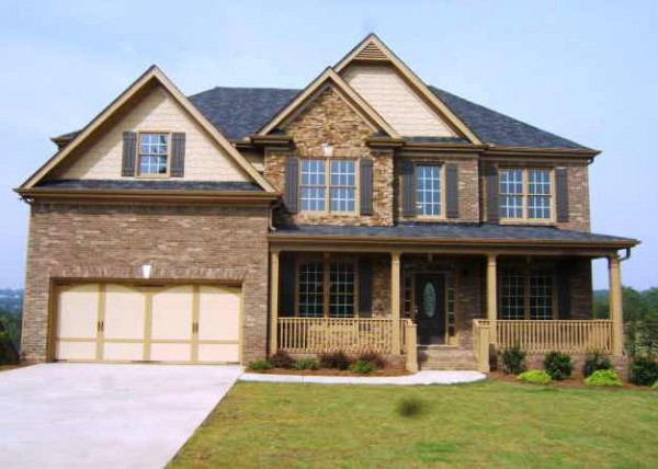 Hillside Trace Home Suwanee Edward Andrews Homes Built