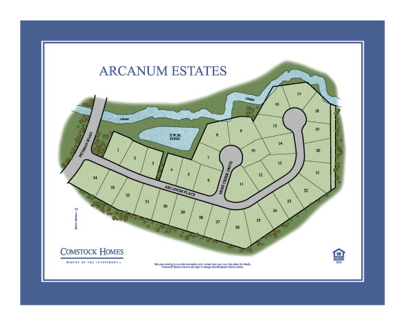 Arcanum Estate Cumming GA Constock Homes Community