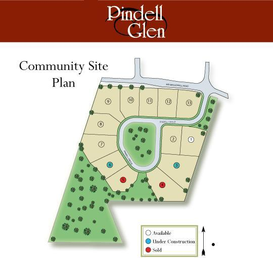 Pindell Geln Alpharetta GA Neighborhood