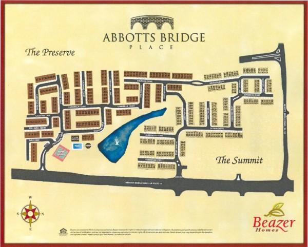 Johns Creek Townhomes Abbotts Bridge