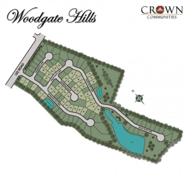 Snellville Georgia Woodgate Hills Crown Communities