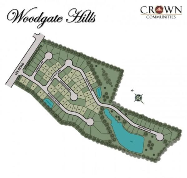 Snellville Georgia Woodgate Hills Crown Communities