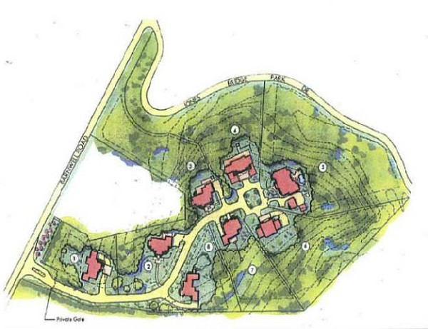 Johns Creek Neighborhood Site Plan Citadella