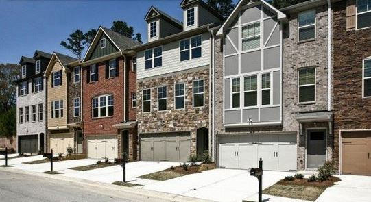 New Construction Buford Towhomes
