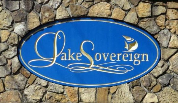 Lake Sovereign Canton GA Community