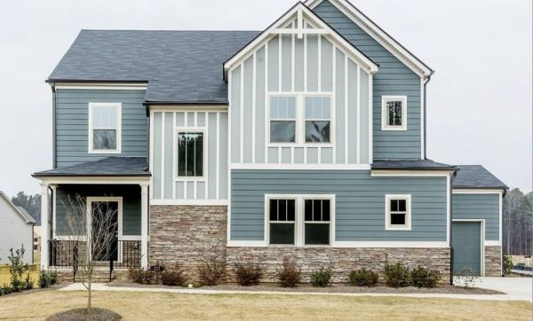 Holly Springs Meritage Homes New Construction Home