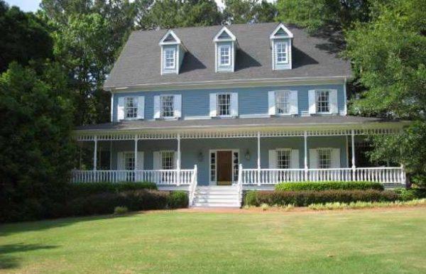 Home In Peachtree Station Gwinnett County GA