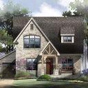 Springlake Atlanta Neighborhood-Variety Of Homes
