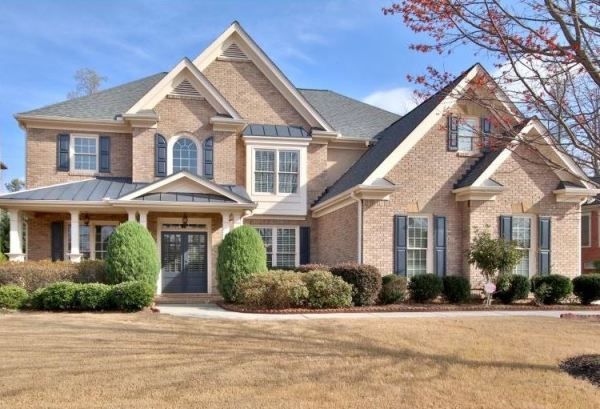 Ashleigh Walk House In Suwanee GA Community