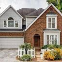 Dunwoody Victorian Style Homes In Briers North