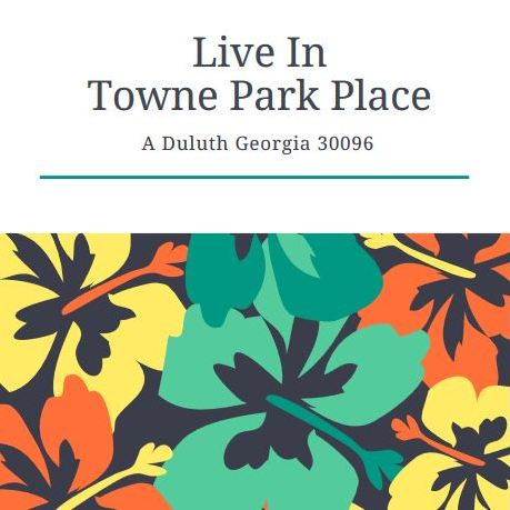 Towne Park Place Living In Duluth GA