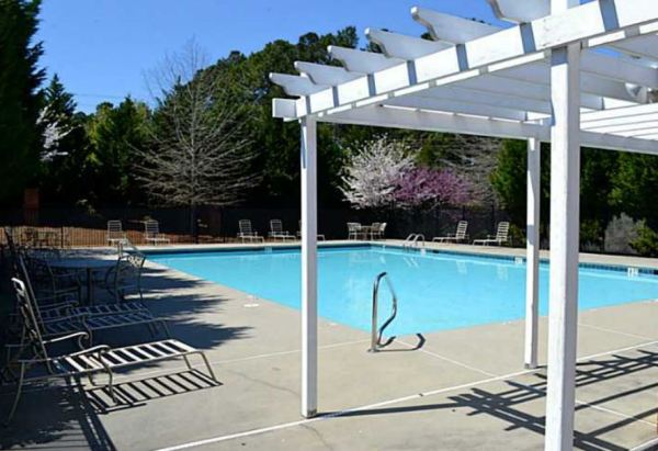 Swimming Pool Amenities