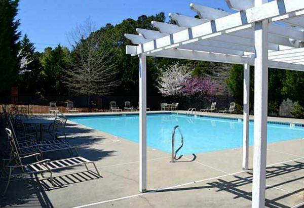 Swimming Pool Amenities