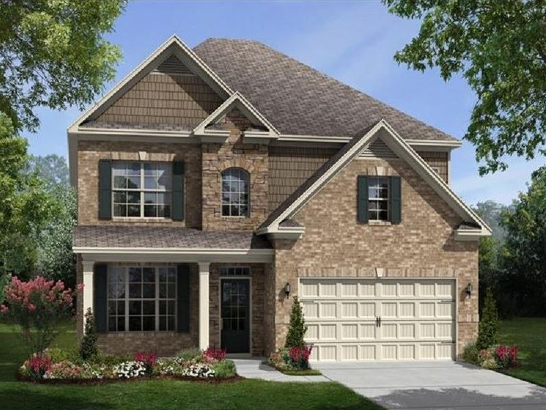 Holly Springs Newer Homes In Crestmont