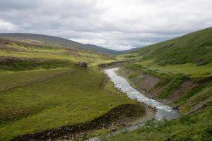 Fljotta River - Iceland Salmon
