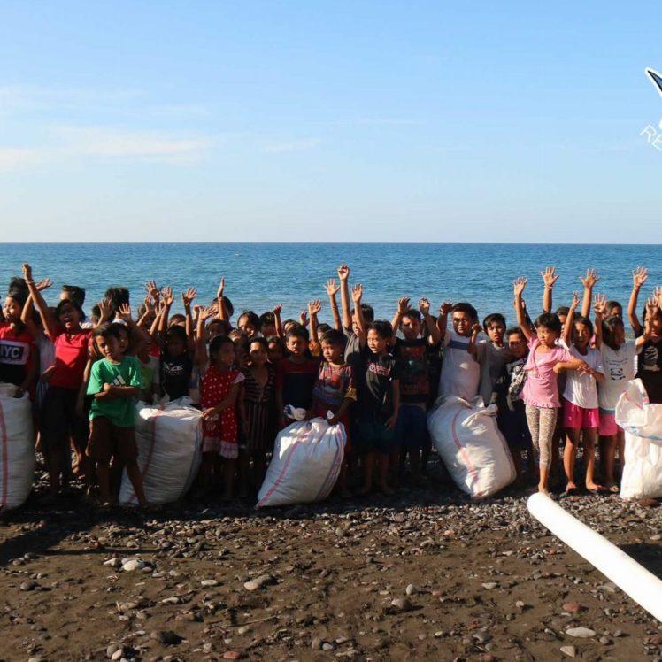 recycling program bali