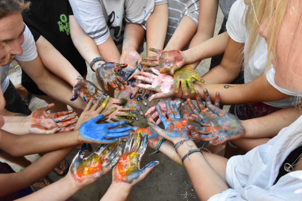 plastic recycling program bali